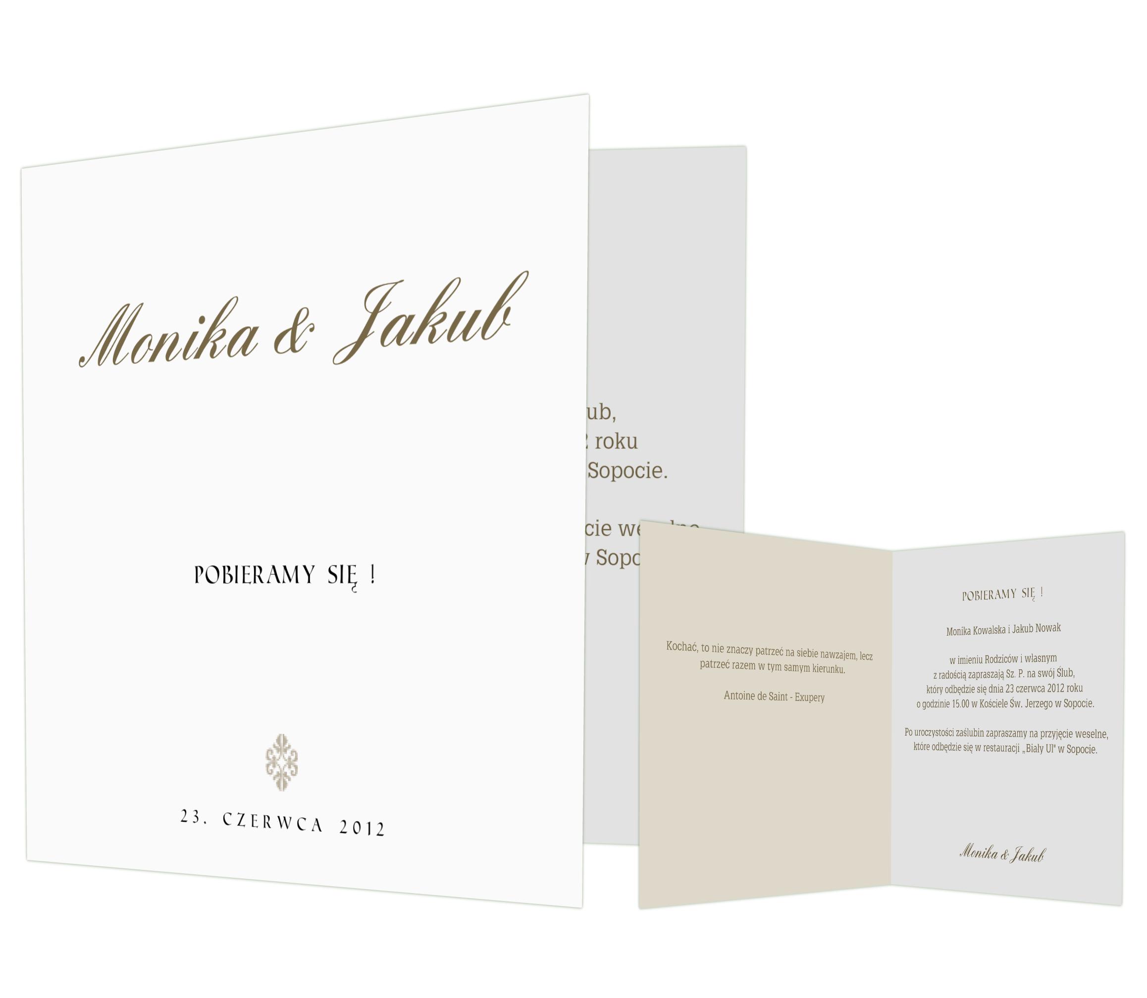 Praktyczne Wierszyki Na Zaproszenia ślubne